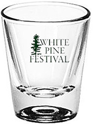 personalized shot glass festival items