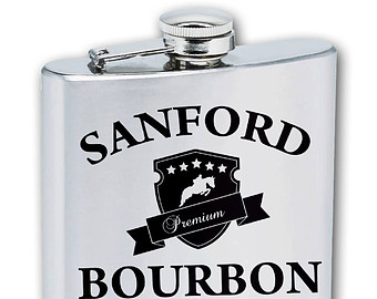 stanford rose bowl flask