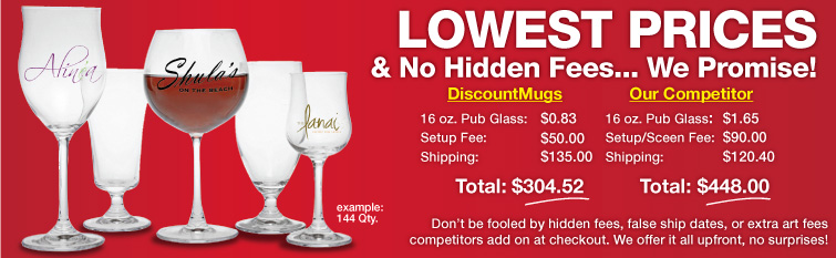 personalized wine glasses prime time print