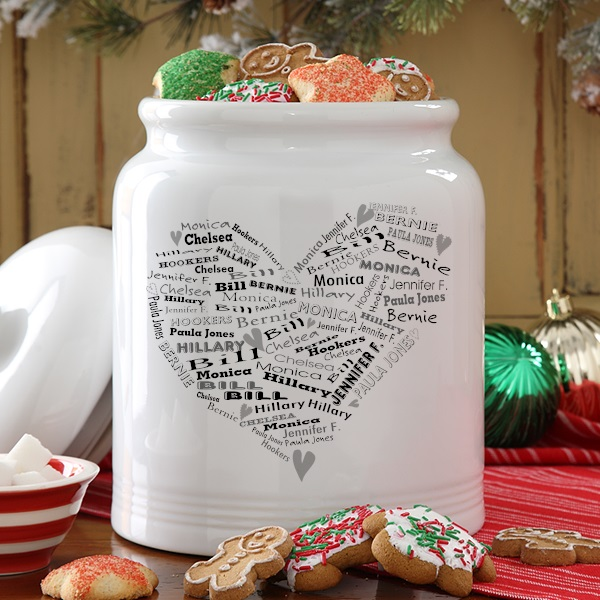 Customized Cookie Jar and Personalized products