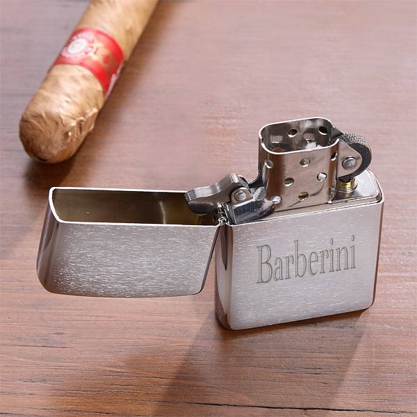 Customized Zippo Lighters and Personalized Zippos