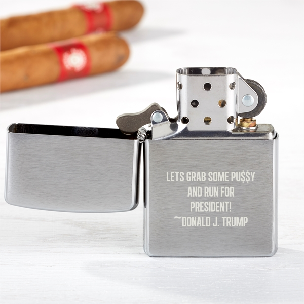Customized Zippo Lighter